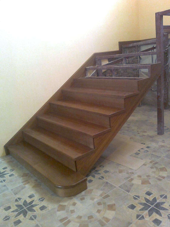 Деревянный каркас для лестницы своими руками